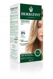 HERBATINT permanentná farba na vlasy svetlá blond 8N