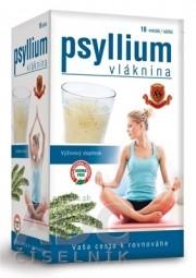 HERBEX PSYLLIUM vlákninový nápoj v prášku vo vrecúškach 16x4,5 g (72 g)