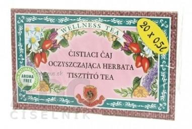 HERBEX ČAJ ČISTIACI ĽADVINY bylinný čaj 20x3 g (60 g)