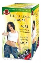 HERBEX ŠTÍHLA LÍNIA S AÇAI bylinný čaj 20x1,5 g (30 g)