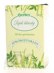 HERBEX REPÍK LEKÁRSKY sypaný čaj 1x50 g