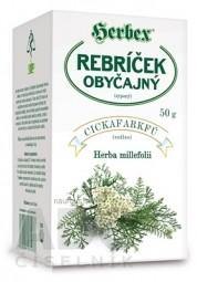 HERBEX REBRÍČEK OBYČAJNÝ (Myší chvost) sypaná droga (čaj) 1x50 g