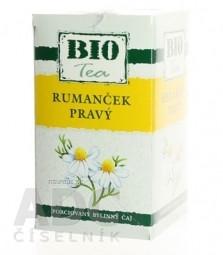 HERBEX BIO TEA RUMANČEK PRAVY bylinný čaj 20x1 g (20 g)