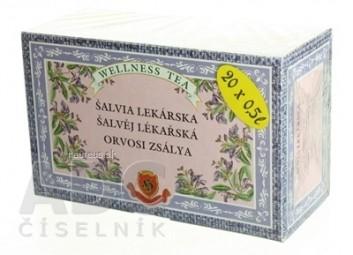 HERBEX ŠALVIA LEKÁRSKA bylinný čaj 20x3 g (60 g)