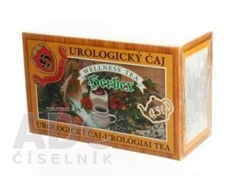 HERBEX UROLOGICKÝ ČAJ bylinný čaj 20x3 g (60 g)