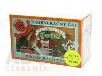 HERBEX REGENERAČNÝ ČAJ bylinný čaj 20x3 g (60 g)