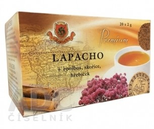 HERBEX Premium LAPACHO čaj 20x2 g (40 g)