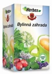 HERBEX BYLINNÁ ZÁHRADA bylinný čaj 20x1,5 g (30 g)
