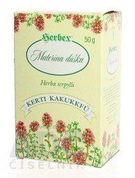 HERBEX MATERINA DUŠKA sypaný čaj 1x50 g
