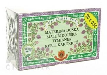 HERBEX MATERINA DUŠKA bylinný čaj 20x3 g (60 g)