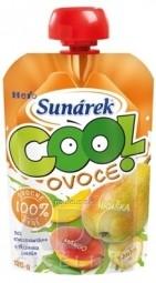 Sunárek COOL ovocie Hruška, Banán, Mango (od ukonč. 12. mesiaca) 1x120 g