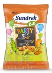 Sunárek BIO PARTY mix