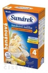 SUNÁREK kašička na dobrú noc mliečna ryžová