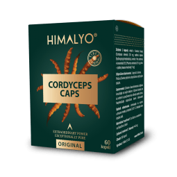 Cordyceps caps 60 ks