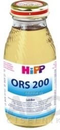 HiPP ORS 200 Jablkový odvar dietetická potraviny (od ukonč. 4.mesiaca) 1x200 ml