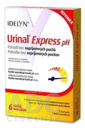 Urinal Express pH