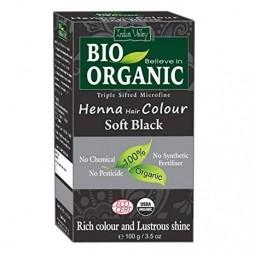 Akcia spotreba: 08/2021 Henna farba na vlasy Jemná čierna