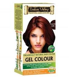 Gélová farba na vlasy Burgundská 3.6