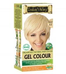 Gelová farba na vlasy Blond 9.0