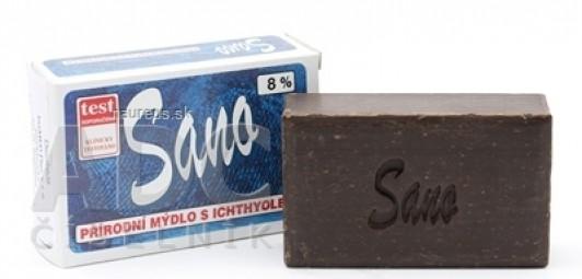 SANO - mydlo s ichtamolom 8%