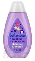Johnson's Bedtime šampón pre dobrý spánok