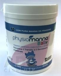 physiomanna BABY granulát 1x100 g