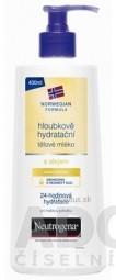 NEUTROGENA NR Hĺbkovo hydratačné telové mlieko