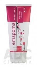 EMSPOMA Hrejivá - ružová masážna emulzia 1x200 ml