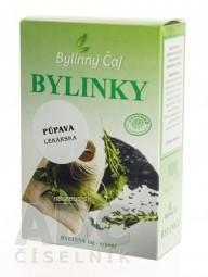 JUVAMED PÚPAVA LEKÁRSKA - LIST bylinný čaj sypaný 1x40 g