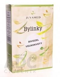 JUVAMED DIVOZEL VEĽKOKVETÝ - KVET bylinný čaj sypaný 1x20 g