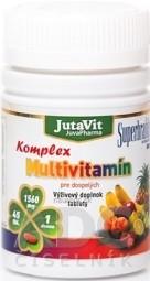 JutaVit Multivitamín Komplex pre dospelých tbl 1x45 ks