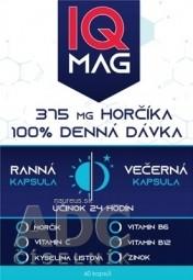 NaturProdukt IQ MAG Horčík 375 mg