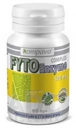 kompava FYTO Enzyme COMPLEX cps 1x60 ks
