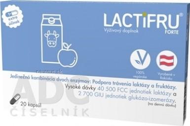 LACTIFRU FORTE cps 1x20 ks