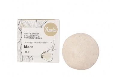 Tuhý Šampón s Kondicionérom - Maca XXL (proti VYPADÁVANIU vlasov)