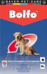BOLFO obojok pre veľké psy obvod 70 cm, 1x1 ks