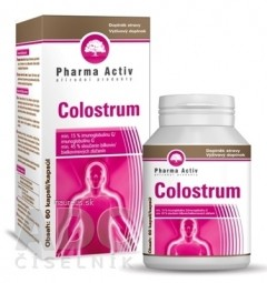 Pharma Activ Colostrum cps 1x60 ks