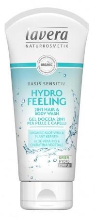 Basis sprchový gél na telo a vlasy 200 ml - Hydratujúce osvieženie 2v1