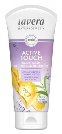 Body wash active touch 200 ml