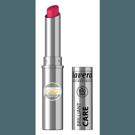 Rúž Brilliant Care Q10 - 07 Čerešňovo červená 1,7 g