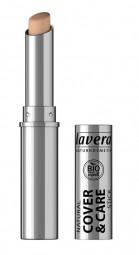 Prírodný tuhý korektor - 03 med 1,7 g