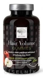 NEW NORDIC Hair Volume GUMMIES želé 1x60 ks