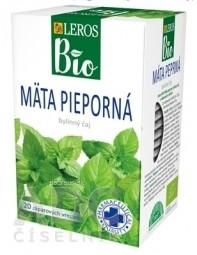 LEROS BIO Mäta pieporná 20x1,3 g (26 g)