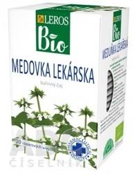 LEROS BIO Medovka lekárska 20x1 g (20 g)