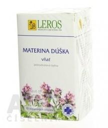 LEROS MATERINA DÚŠKA VŇAŤ 20x1,5 g (30 g)