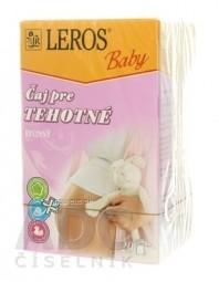 LEROS BABY ČAJ PRE TEHOTNÉ 20x2 g (40 g)