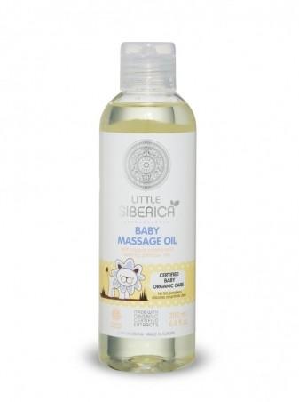 Detský masážny olej