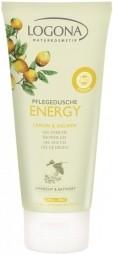 ENERGY sprchový gél citrón & zázvor