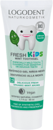 FRESH KIDS zubný gél mäta