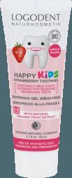 Happy Kids zubný gél jahoda